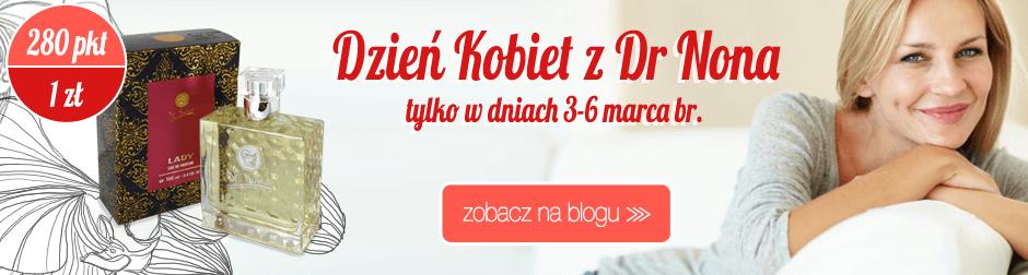 Dzień kobiet z Dr Nona - perfumy do wyboru za 1 złoty