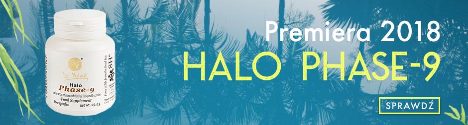 Halo Phase 9 - nowość 2018 Dr Nona!