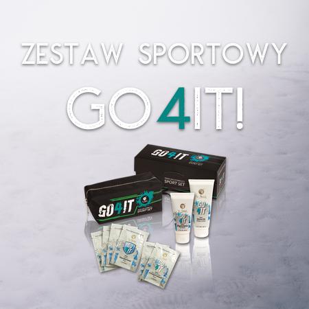 Zestaw sportowy GO4IT