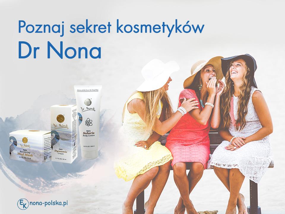 Sekret kosmetyków Dr Nona
