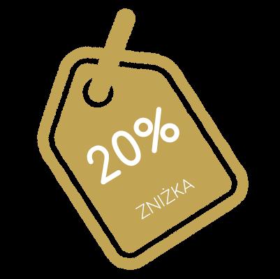 Zniżka 20%