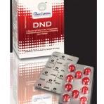 Tabletki w postaci gumy do żucia DND