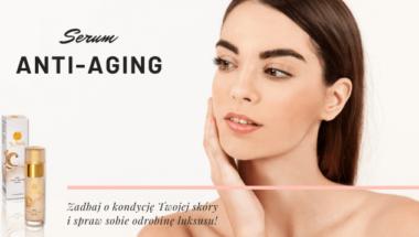 Naturalne Serum do twarzy Anti-Aging Dr Nona