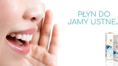 Płyn do płukania jamy ustnej – złote krople Dr Nona